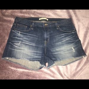 BKE Big Star Maddie Jean Shorts